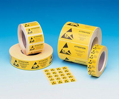 Varningsskyltar & märkning