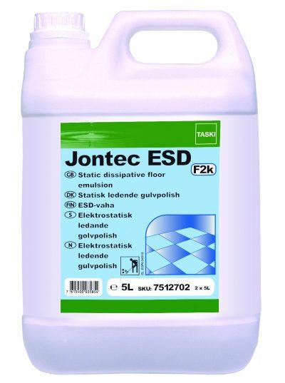 ESD-polish